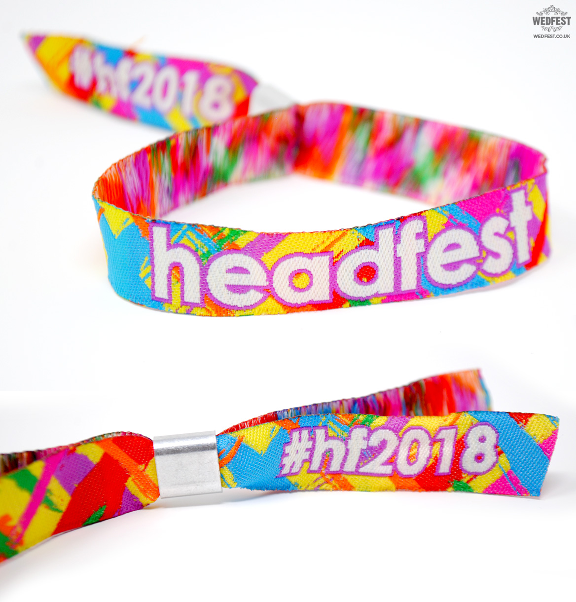 promotional wristbands uk & ireland
