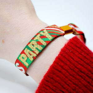 christmas party bag supplies favours wristbands