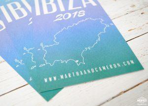 ibiza wedding invitations