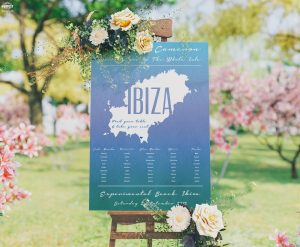 ibiza wedding table plan wedfest