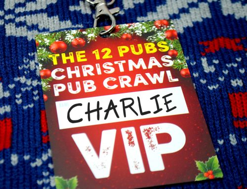 The 12 Pubs of Christmas Pub Crawl Belfast & Dublin
