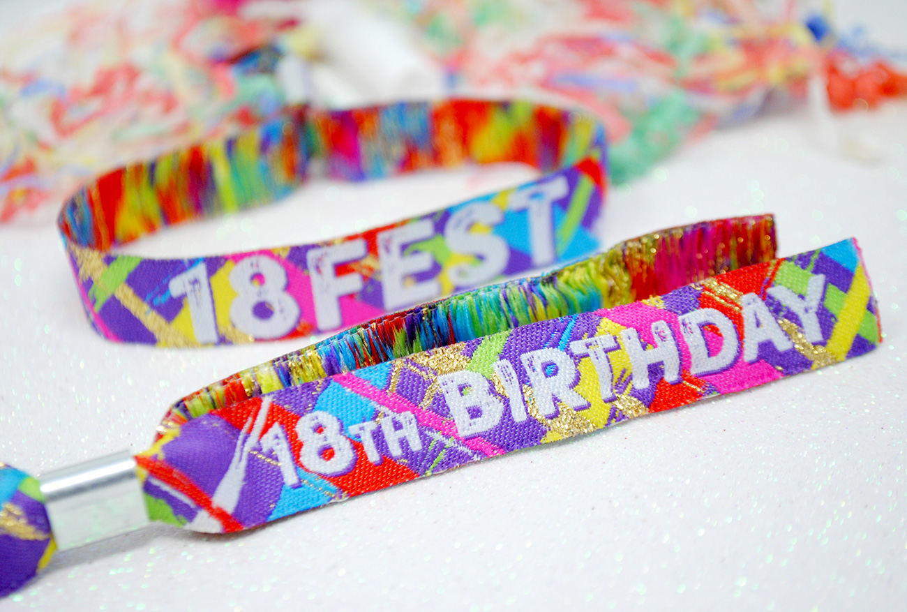 18th birthday party favours accessories