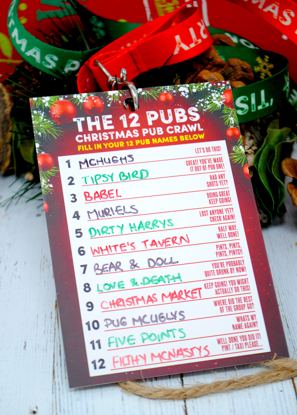 belfast 12 pubs christmas pub crawl guides