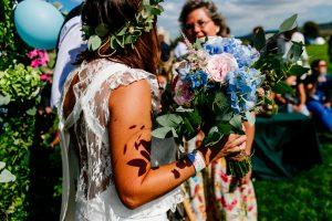 boho wedding wristbands festival bride