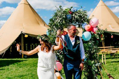 epic festival wedding wedfest wristbands
