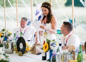 festival bride wedding speech
