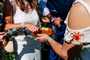 festival wedding ceremony wristbands ribbons bracelets