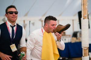 festival wedding drinking games