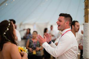 festival wedding groom