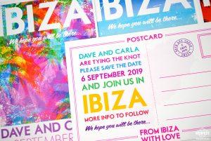 from ibiza with love wedding invitations stationery