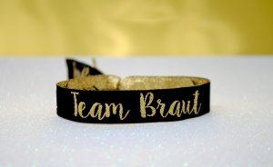 JGA Armband Team Braut Hen Party Trauzeugin Brautjungfer Hochzeit Braut Geschenk Armband Perlenarmband