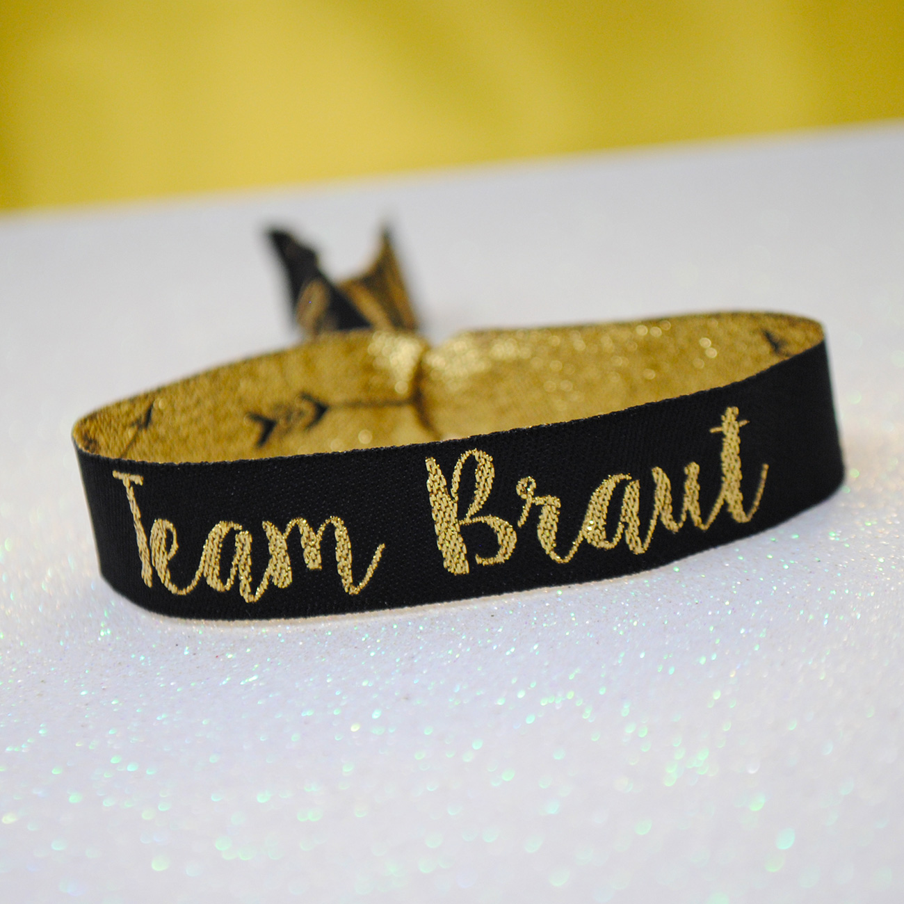 Team Braut JGA Armbänder junggesellinnenabschied