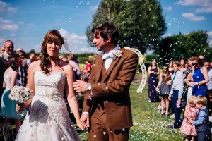chris & zoe festival wedding