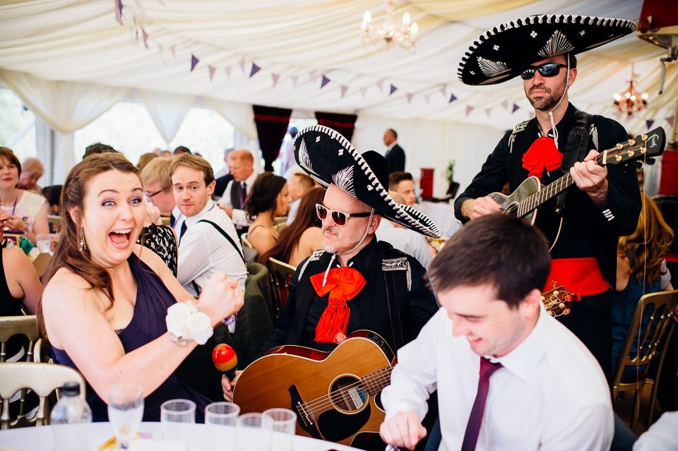 Mariachi band festival wedding