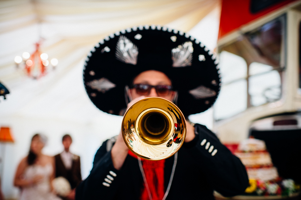 festival wedding Mariachi band