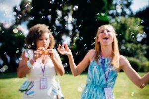 festival wedding vip lanyard program