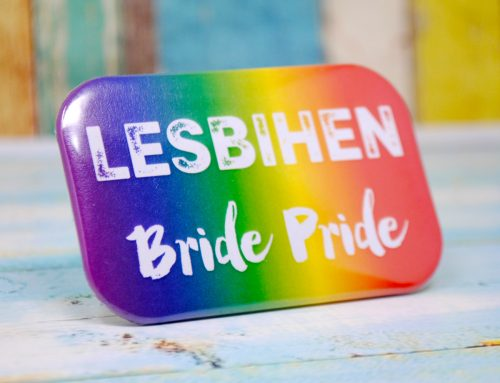 Lesbihen Hen Party Badges