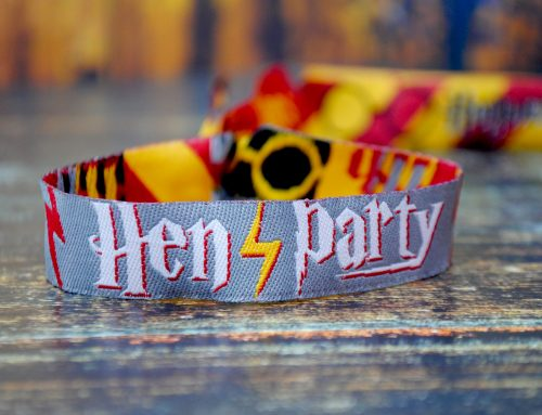 Harry Potter Themed Hen Party & Bachelorette Party Wristbands