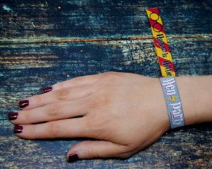 hen party wristbands harry potter theme