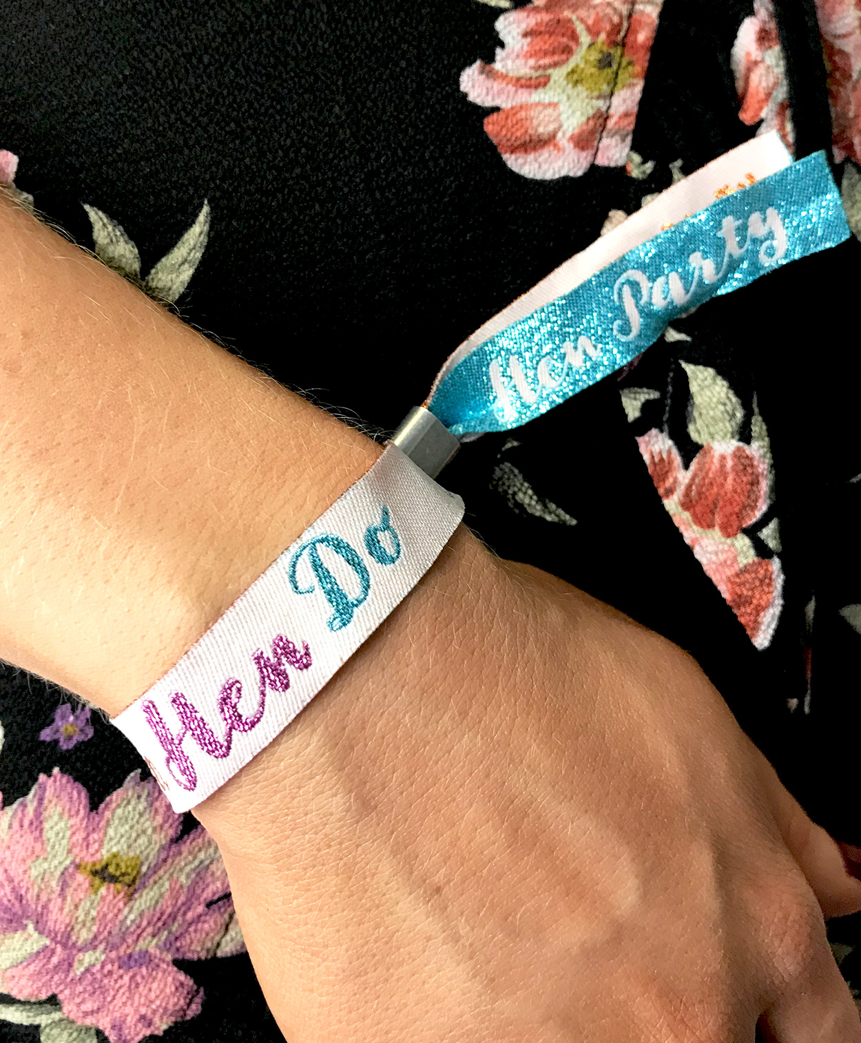 ibiza hen do party wristbands