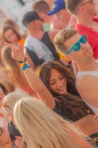 ibiza hen party wristbands ocean beach club