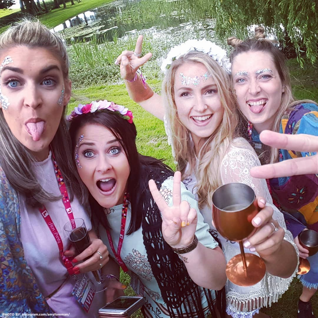 henfest festival hen party favours