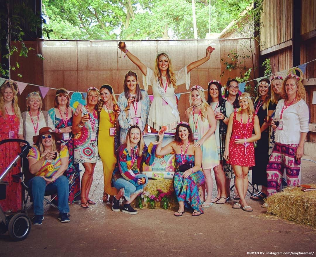 henfest festival themed hen party