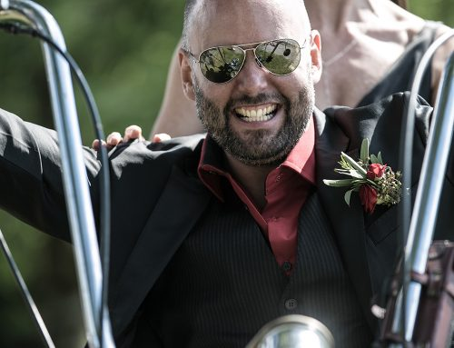 Klaus & Jeanine's Wedrock Rock n Roll Wedding in Germany