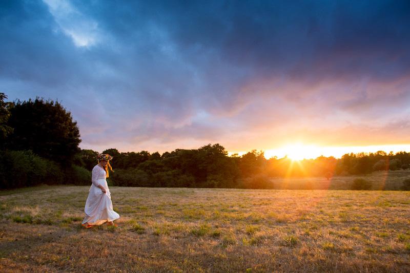 festival bride aimee festival wedding