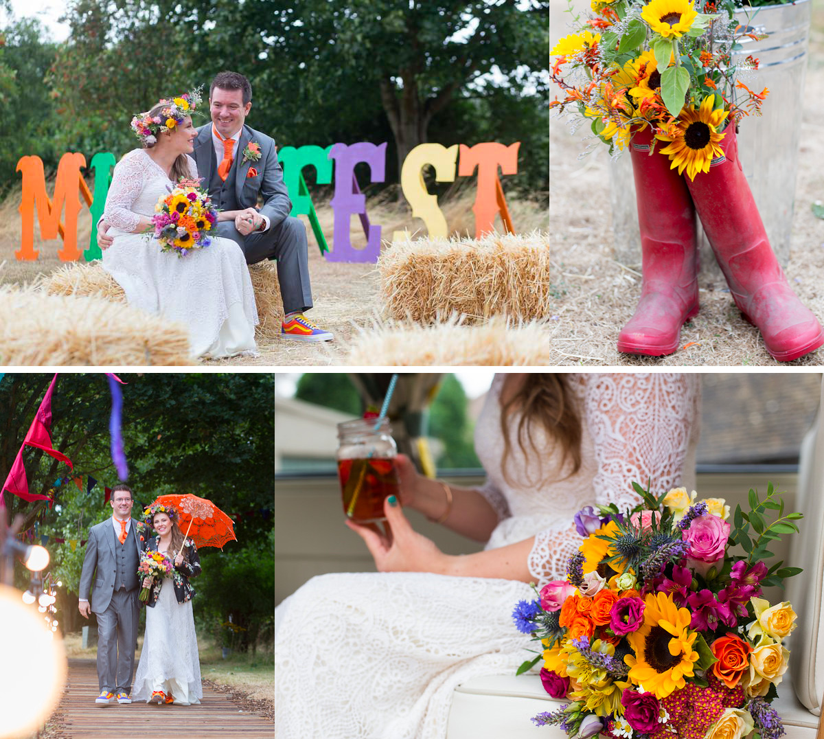 festival wedding wedfest