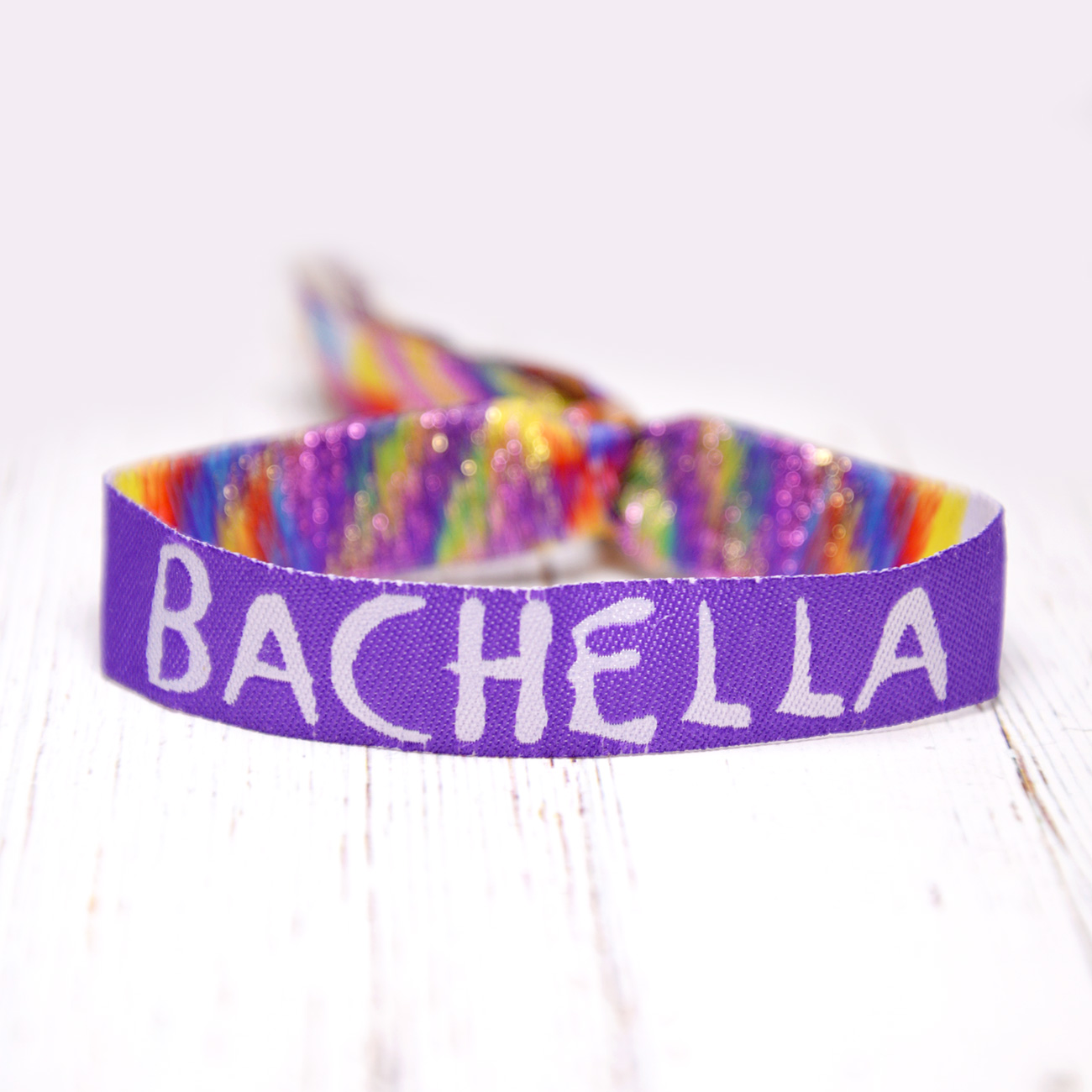 bachella festival bachelorette party wristbands bracelets