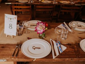 festival wedding wristbands favours