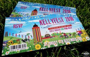 glastonbury themed wedding invitations wedfest