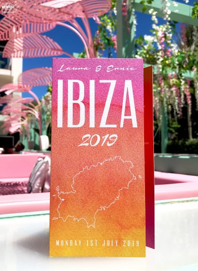 ibiza wedding invites wiki woo hotel cas mila wedfest