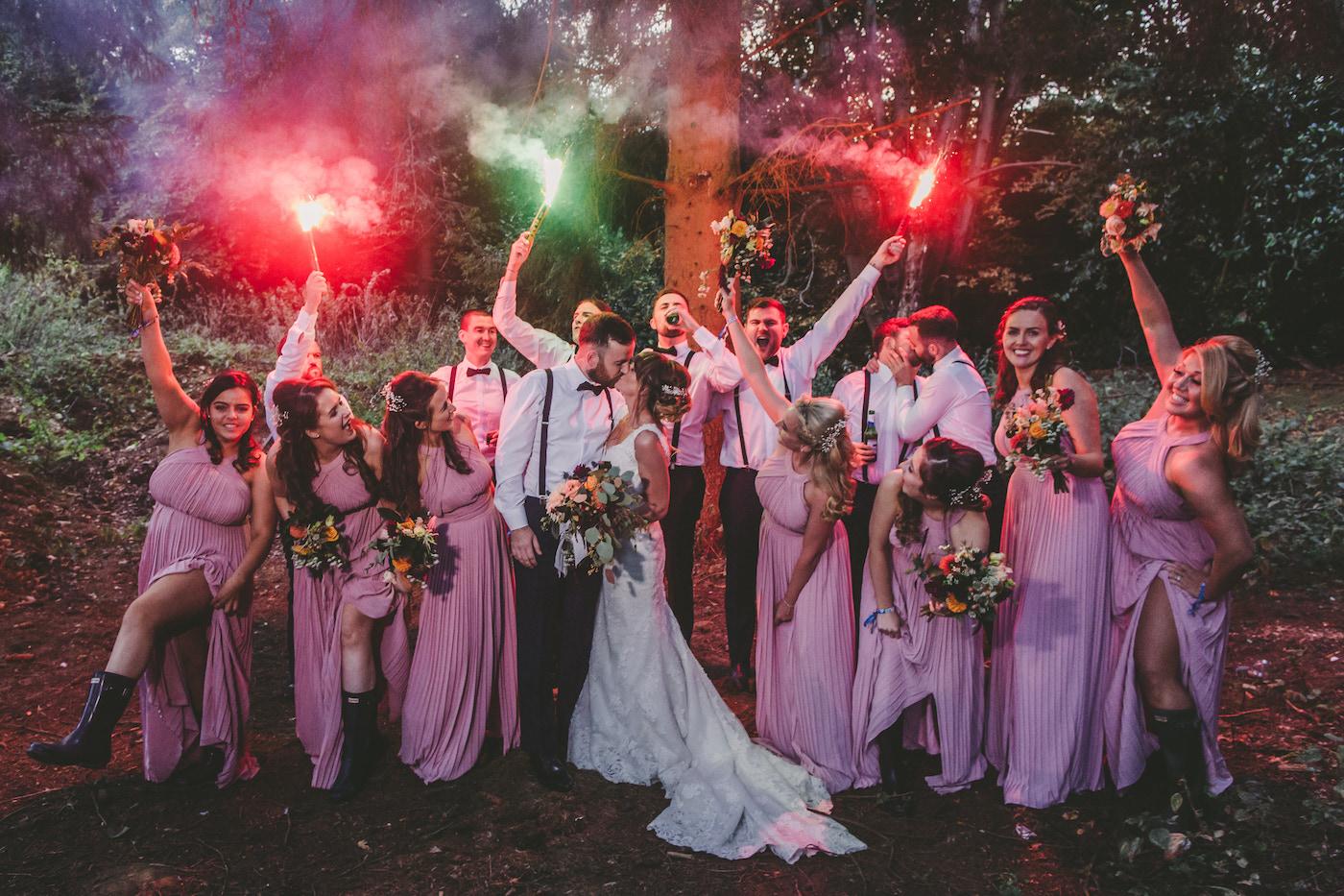 kellyfest festival wedding flare wedfest
