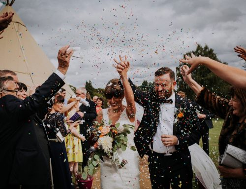 Paul & Adele's Glastonbury Inspired Festival Wedding – KELLYFEST