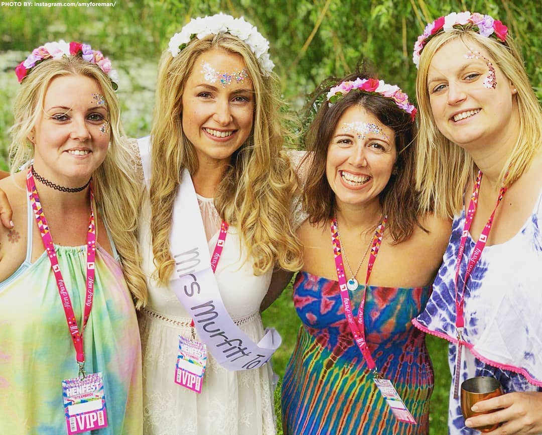 HENFEST festival themed HEN PARTY