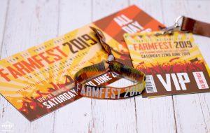 farmfest farm barn festival wedding stationery