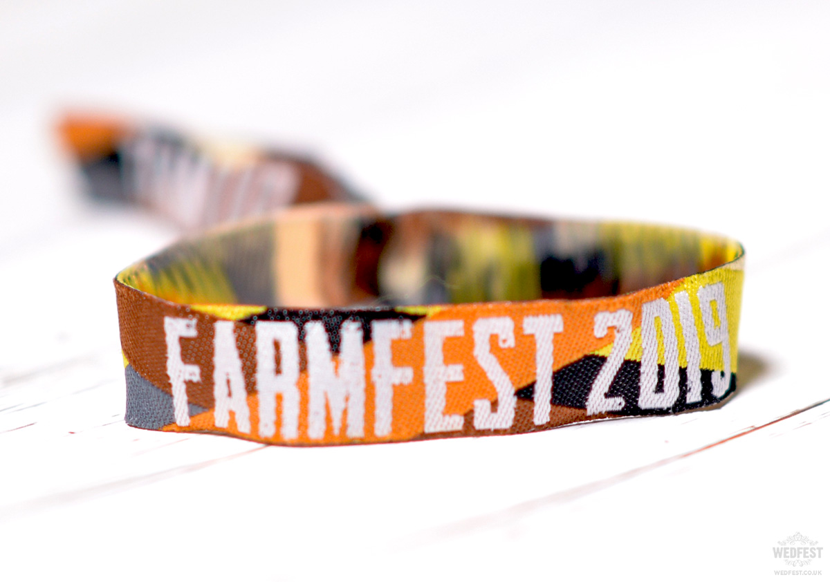farmfest farm barn wedding festival wristbands