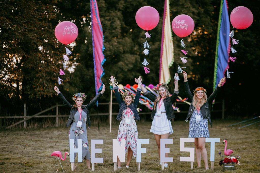 hen fest festival hen party