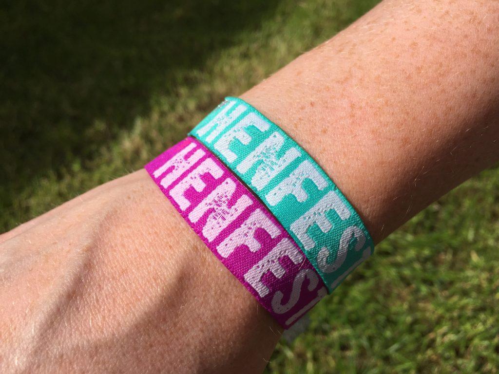hen fest wristbands bracelets armbands