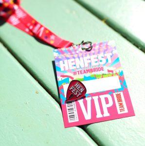 henfest accessories badge lanyard
