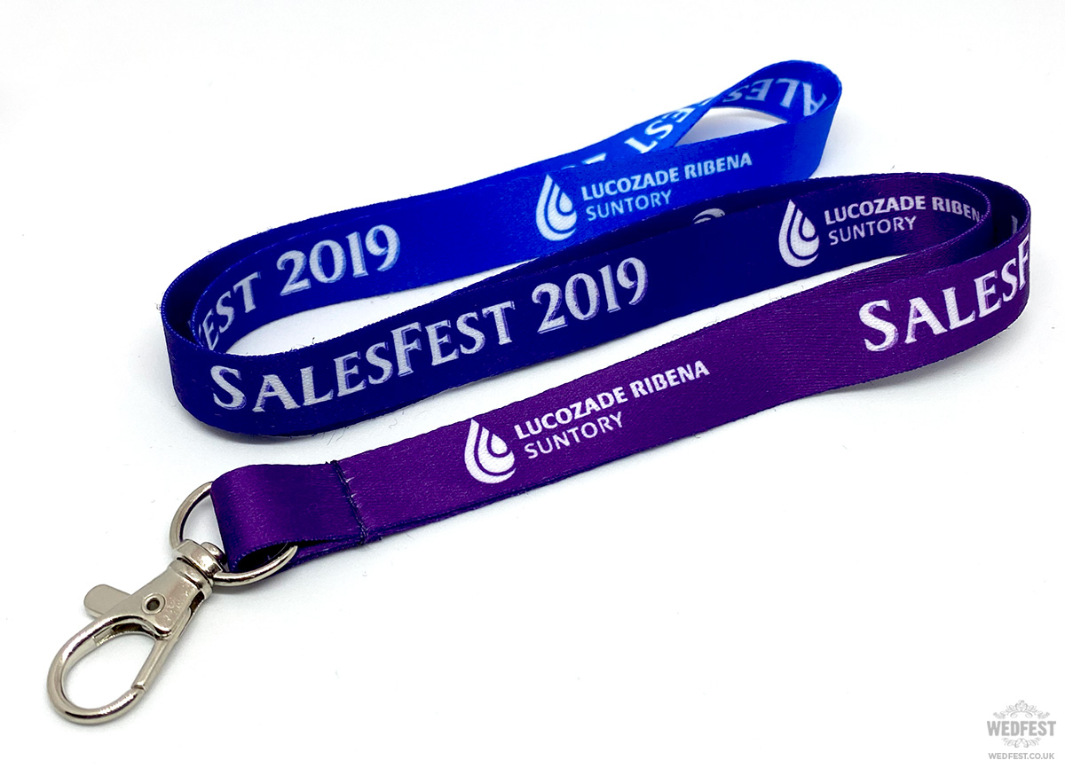 branded lanyards manufacturer