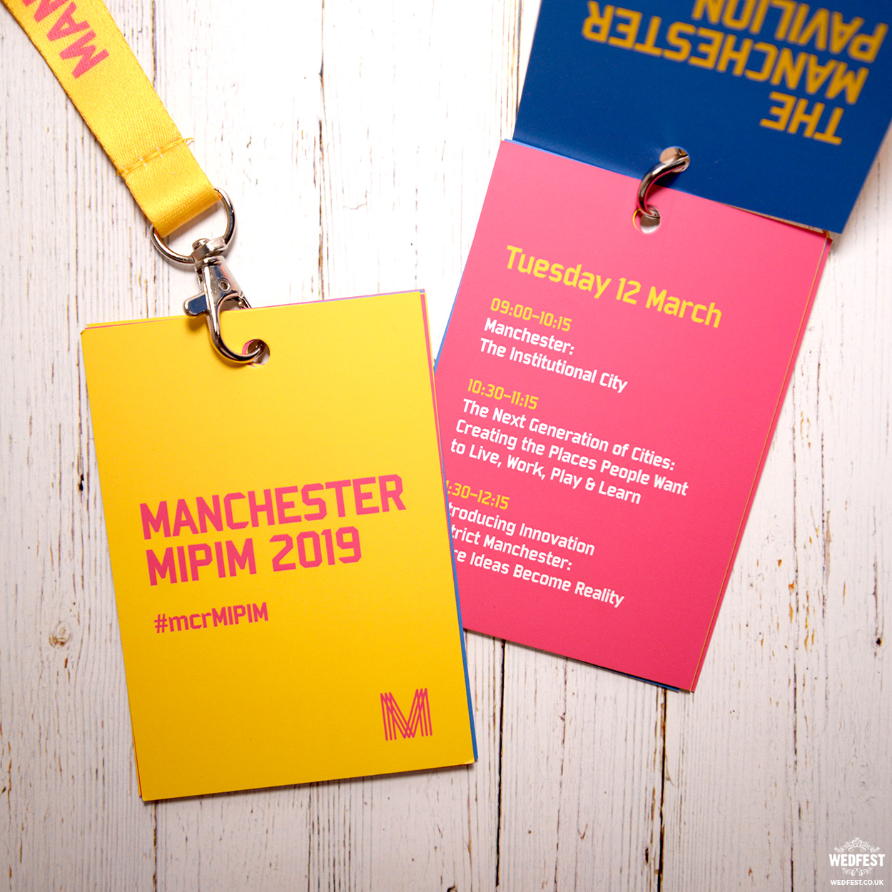 corporate business branded festival neck lanyards