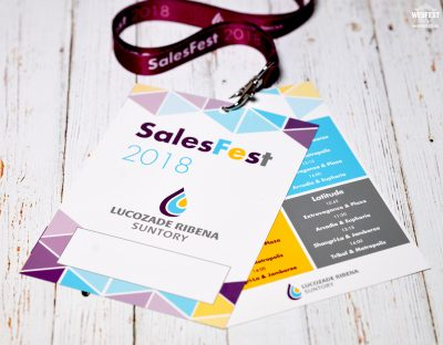 custom printed corporate business promotional event lanyard