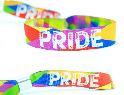 Pride Parade Wristbands