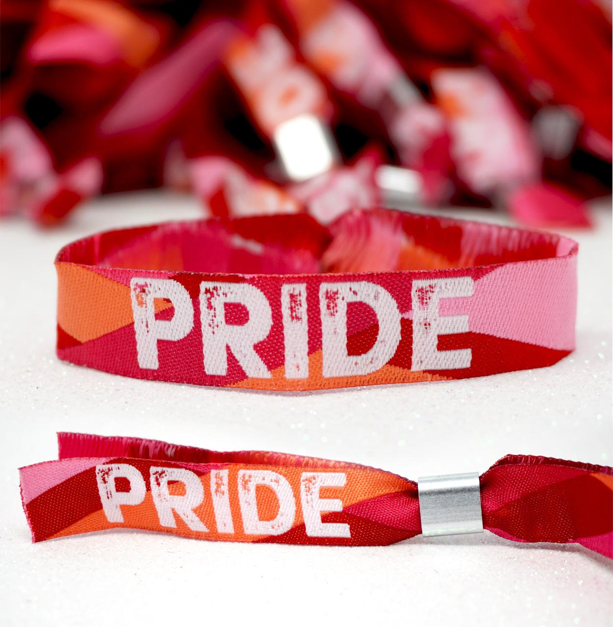 lesbian pride bracelets wristband accessories