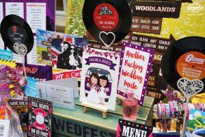 alternative wedding stationery wedfest