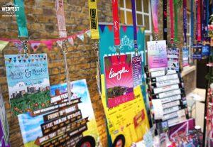 festival wedding lanyard programmes