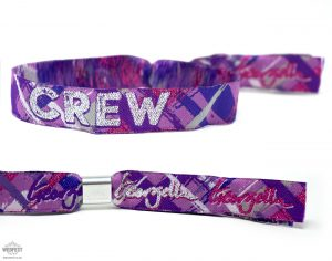 corporate event crew wristbands